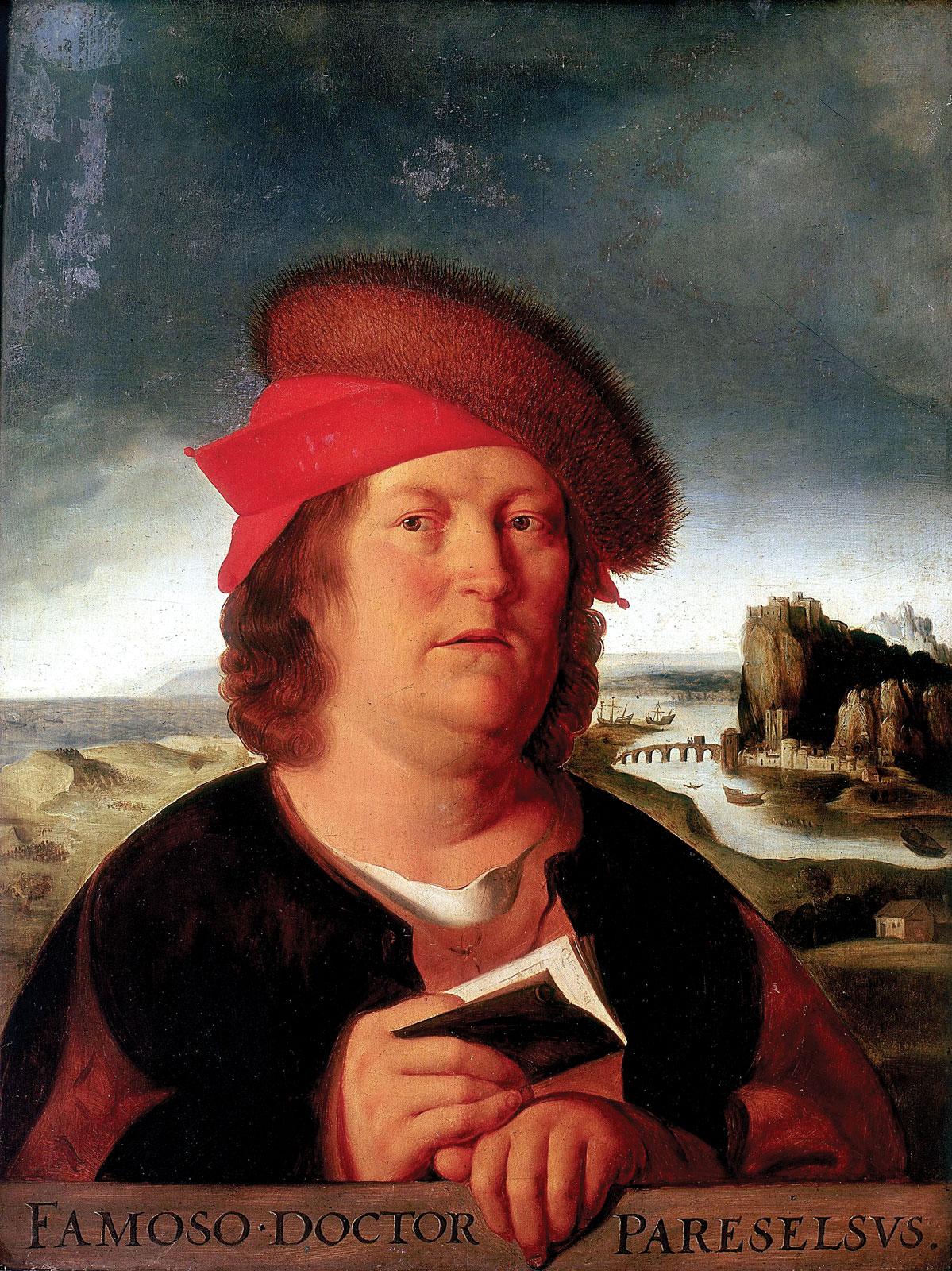 Portrait-Paracelsus-Quinten-Massys-Paris-Louvre-Museum